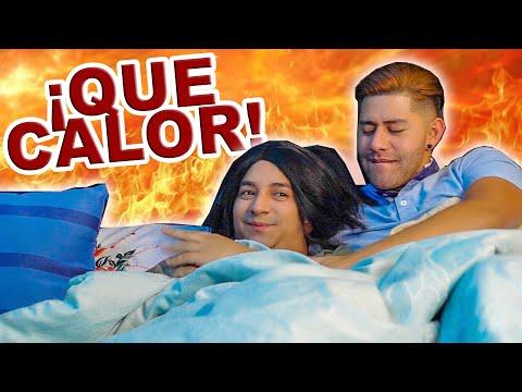 Cuando duermes con tu novio por primera vez + Tavo Betancourt