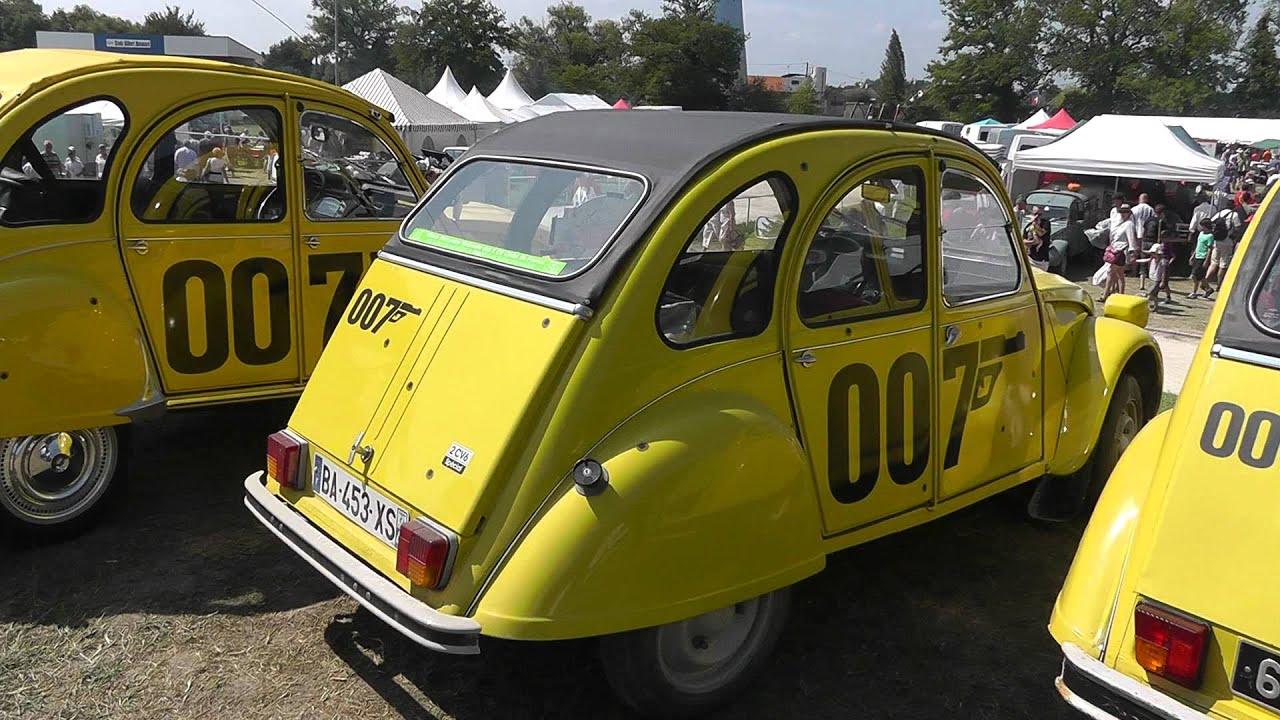 citroen 2cv 007
