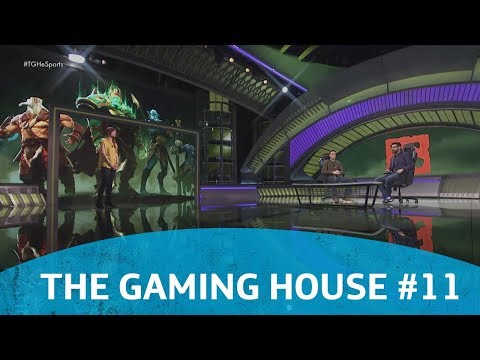 The Gaming House #11 - DOTA 2, RoD, Kiev Major e IEM Sidney