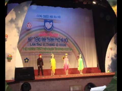 Tiểu học Nguyễn Khuyến - Mùa hạ những chùm hoa nắng