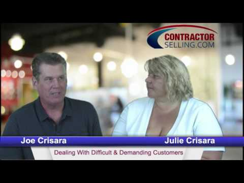 WEBINAR: Dealing With Difficult & Demanding Customers
