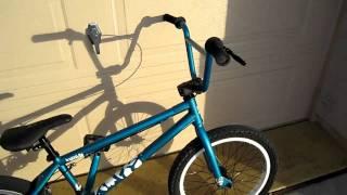 DK Bmx Bike Check