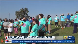 Running with the Angels 5K run honors families who experienced pregnancy, infant loss