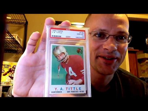 49ersCorner ep281 YA Tittle Gem!! Vintage football
