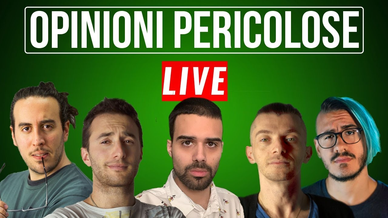 "BREAKING BAD È una serie tv MEDIOCRE - ""Opinione Pericolose"" Ft. @DarioMocciaChannel ⎟Slim Dogs LIVE"