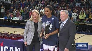 Megan Walker Declares For WNBA Draft.