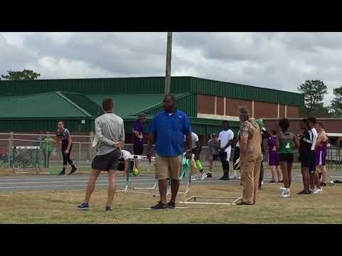 Suwannee middle school boys 100