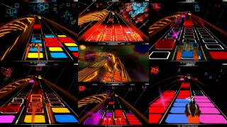 Audiosurf Save a Prayer X7