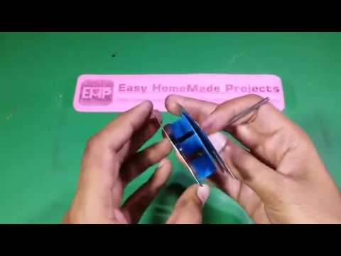 23 How to make Dual Motor High Power Water Pump Closed Impeller Design   YouTube