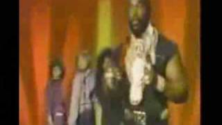 Mr. T sings Wet Pets
