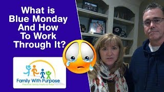 Blue Monday - Down or Depressed?  Make Blue Monday the start of Success