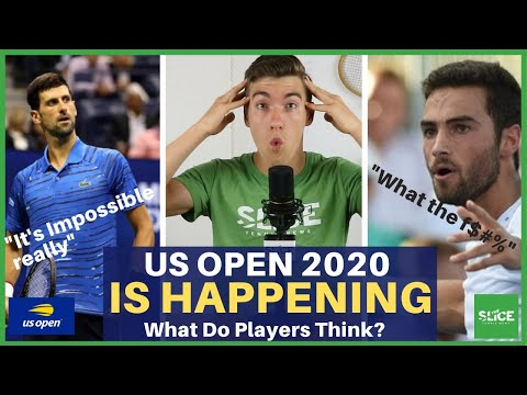 US Open 2020 CONFIRMED How? Why? | THE SLICE