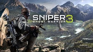 Стрим: Sniper: Ghost Warrior 3 (Baldman)