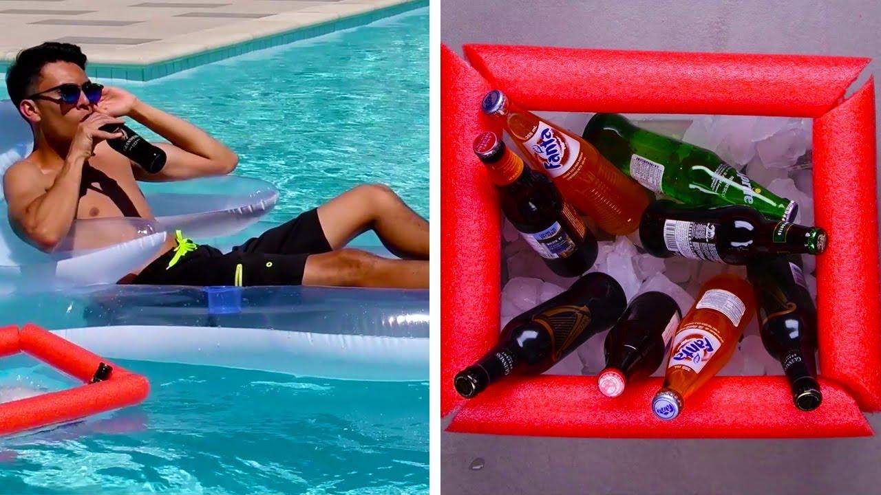 Трикови за безгрижно лето на плажа и покрај базен