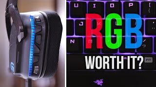 RGB Peripherals - Are they worth it?