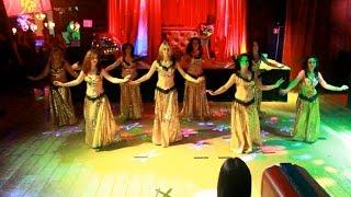 Восточные танцы - Ренесанс Плюс - корпоратив 25.12.20216  Часть 2