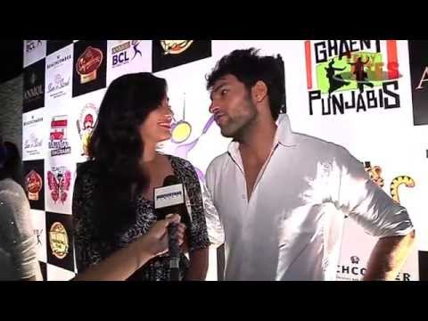 Shaleen Malhotra and Sana Khan at BCL Success Party