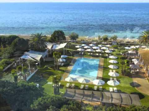 Gecko Beach Club Formentera Aerial View