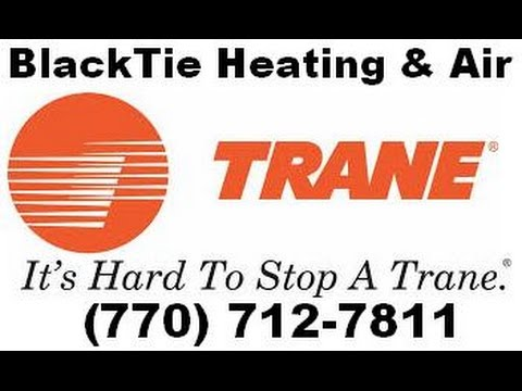 trane logo black. trane dealer atlanta ga, #1 logo black