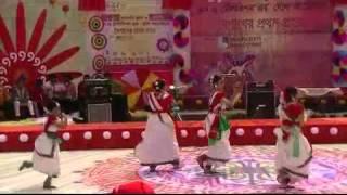 BAFA DANCE Tak dina din Bochor Guray. Boishakh 1421