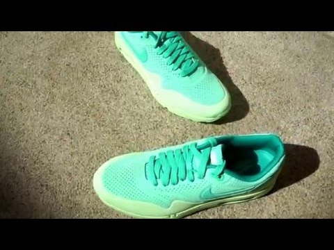Nike Air Max 1 Ultra Moire Green Glow Vapor Green YouTube