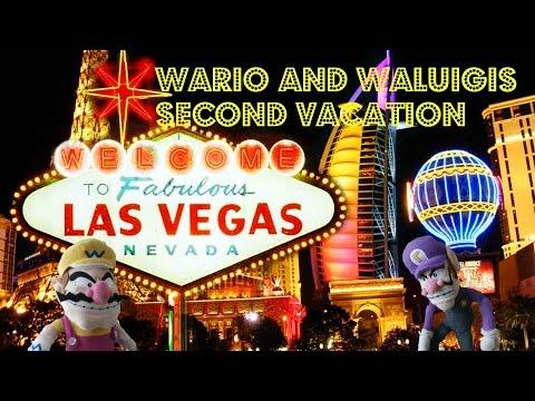 Wario and Waluigis second vacation (SMR MOVIE)