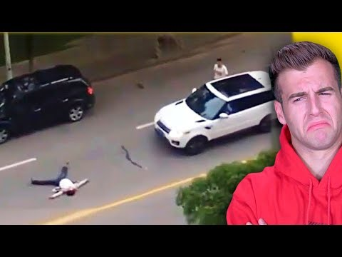 Insurance Scammers Caught On Camera!
