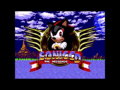 Shadow In Sonic CD - Preview 1