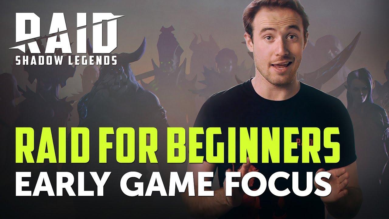 Beginners Tips - Raid: Shadow Legends RPG Game :
