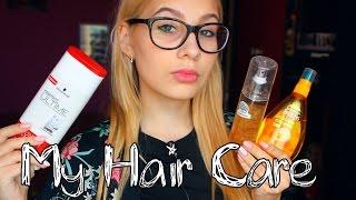 видео Правильный уход за окрашенными волосами.