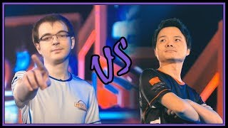 Kolento vs Trunks | EU vs China 2018 | Hearthstone