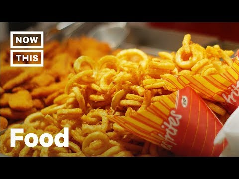 The History of French Fries | Food: Now & Then | NowThis