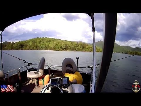 Qwest Angler Pontoon Fishing Boat, Check It Out!