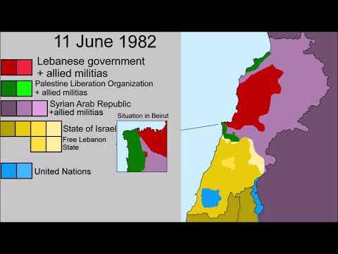 The Lebanese Civil