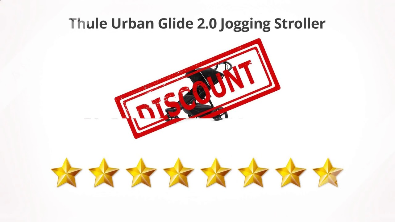 Thule Urban Glide 2.0 Jogging Stroller | Review and ...