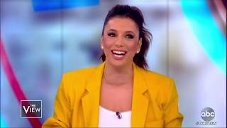 Eva Longoria and Roselyn Sánchez on Working Together | The View
