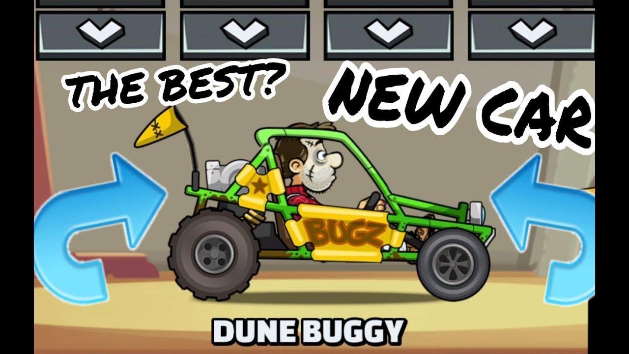 Dune Buggy Car Game
