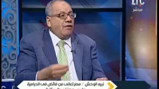 بالفيديو| نبيه الوحش: شريف إسماعيل رئيس لمجلس