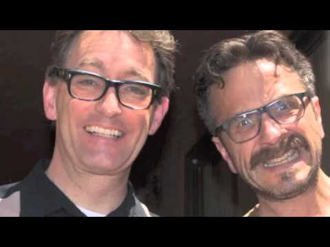Tom Kenny Tells Marc Maron The Origin of Spongebob's Voice