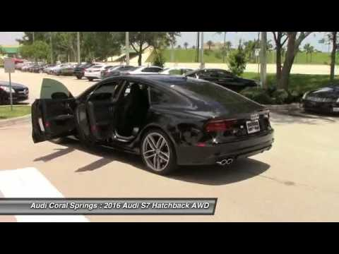 Audi S Coral Springs FL PC YouTube - Coral springs audi