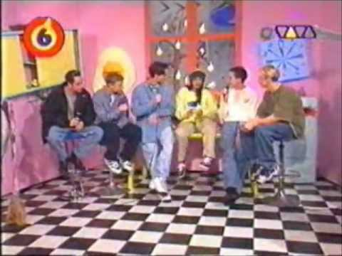 1996-Backstreet boys Viva wecker