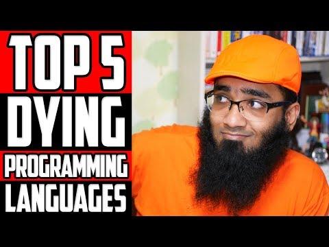 Top 5 Dying Programming Languages! [4K]