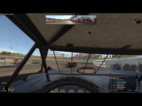 ORiJiNaL GaMeSTa is iRacing the Late Model Limited at Eldora Speedway