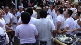 2013.8.11 脇岬祇園祭(ケンカ祭り)