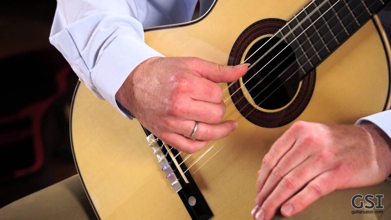 Scott Morris Video Lesson - the Giuliani Arpeggios