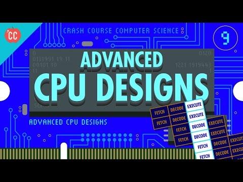 Advanced CPU Designs: Crash Course Computer Science #9