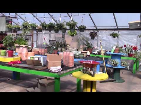 Bromm's Garden Center Opening