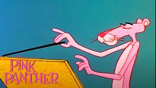 Pink Panther Conducts The Pink Panther Theme | 35 Minute Compilation | The Pink Panther Show