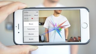ARTextiles: Promoting Social Interactions Around Personal Interests Through Augmented Reality