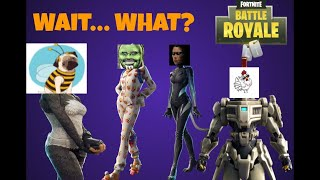 These are some of the WEIRDEST things I've ever heard   Fortnite